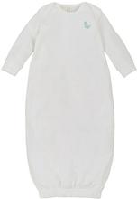 Sense Organics - Windelfrei Baby Schlafhemd & Schlafsack - (100% Bio-Baumwolle GOTS) - 50/56 (0-3 Monate)