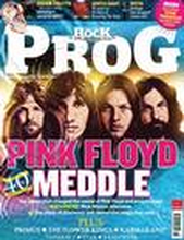 Classic Rock Presents Meddle = Magazine =