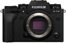 Fujifilm X-T4 Svart, Fujifilm