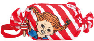 Yummi roller bag red