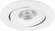 Malmbergs LED downlight MD-70 230V Vit AC-Chip IP44