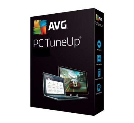 AVG PC TuneUp Unlimited 2019 - obegränsad täckning / 2 år