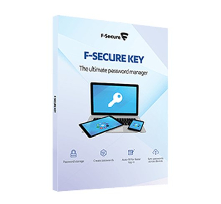 F-Secure KEY Premium 1 enhet / 1 år
