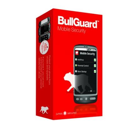 BullGuard Mobile Security 2019 - 3 enheter / 1 år