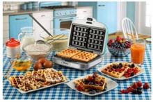 Vohvelirauta Party Time waffle maker Blue