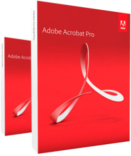 Adobe Acrobat Professional - | PC/Mac | (Norsk)