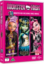 Monster High - 40% rabatt
