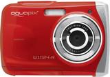 Digitalkamera Easypix W1024-I Splash 16 MPix Röd