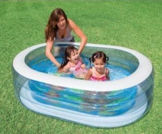 Intex Family ovaali uima-allas lapsille
