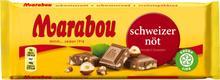 Marabou Chokladkaka Schweizernöt - 33% rabatt