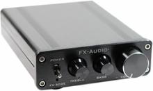 FX-Audio FX502E Miniförstärkare med Bas / Diskant 2*68W / 4ohm