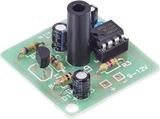 Blixtljus byggsats Conrad Components 101133 Komponent 9 V/DC, 12 V/DC