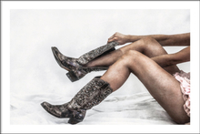 BOOTS POSTER - Poster 50x70 cm