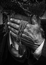 KURD PORTRAIT - Poster 50x70 cm