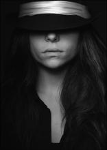 WOMAN PORTRAIT - Poster 50x70 cm