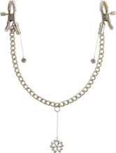 Pipedream Fetish Fantasy: Crystal Nipple Clamps
