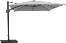 Hyde parasoll Light grey 3 x 3 m