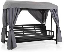 Heaven hammock svart/grå