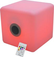 LED Cube med inbyggd högtalare