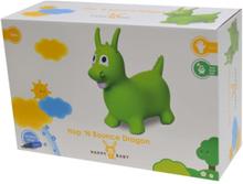 HB Hop n' Bounce Dragon Green w/Pump