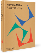 Herman Miller: A Way Of Living Hardcover Book - Tan