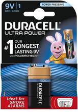Duracell 9V Ultra Power 1 kpl