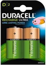 Duracell Recharge Ultra D2 2 kpl