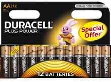 Duracell AA Plus Power 12 kpl