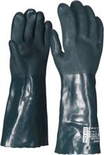 Ox-On Chemical Comfort PVC-handske längd 40 cm, storl. 10