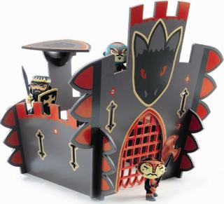 Djeco Arty Toys - Ze Dragon Castle