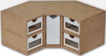 Hobbyzone Corner Module OM03 Drawers