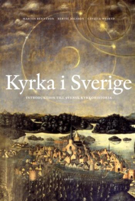 Berntson Martin;Kyrka I Sverige- Introduktion Till