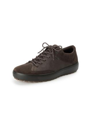 Sneakers GORE-TEX®-forarbejdning Fra Ecco brun - Peter Hahn