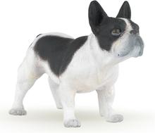 Svart och vit Bulldog