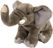Cuddlekins afrikansk elefant (30 cm)