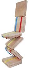 Jacobs Ladder (trä-färgad)