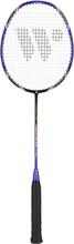 Badmintonracket (blå &amp svart) FUSIONTEC 973