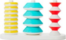Stapellleksak - Stacky pattern stacker