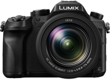 Panasonic Lumix DMC-FZ2500 Digitalkamera (Englische Version) (Pal) - Schwarz