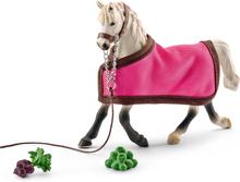 Arab häst med filt (Schleich)
