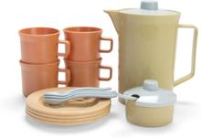 Coffee Set, BIOPlastic 17 delar