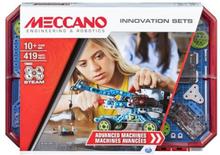 Meccano Build 7 - Advanced Machines