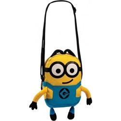 skulder taske Minions 2 liter gul / blå - wupti.com