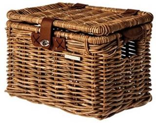 Denton Luxe Storage Case Rotan Small Brown