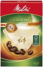 Melitta Melitta Kaffefilter Gourmet Intense 1x4 80-pack 4006508208821 Replace: N/AMelitta Melitta Kaffefilter Gourmet Intense 1x4 80-pack