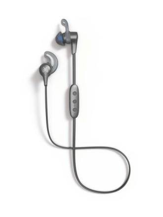 X4 Bluetooth Headphones - Storm / Glacier - Szary