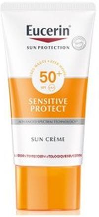 Eucerin Sensitive Protect Sun Creme SPF50+ 50 ml