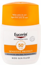 Eucerin Kids Sensitive Protect Sun Fluid SPF50+ 50 ml