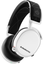 SteelSeries Arctis 7 Trådløst Gaming Headset Hvit