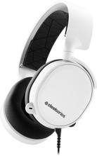 SteelSeries Arctis 3 Gaming Headset Hvit